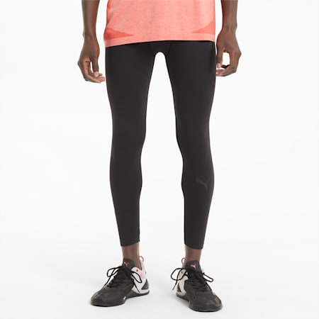 Legging de sport long Seamless Bodywear homme, Puma Black, small
