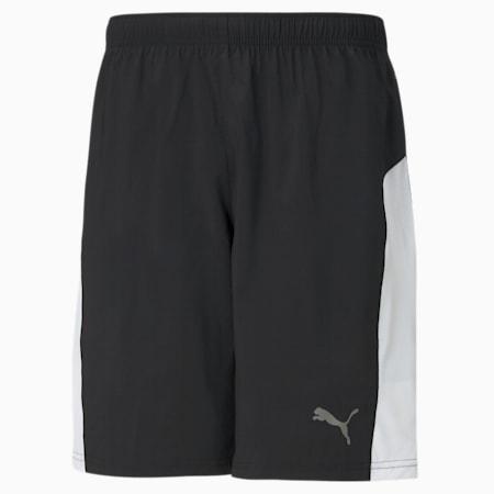 "Favourite Session 9"" Men's Training Shorts, Puma Black-Puma White, small"