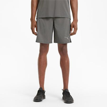"""Shorts da allenamento Favourite Session 9"""" uomo, CASTLEROCK, small"""