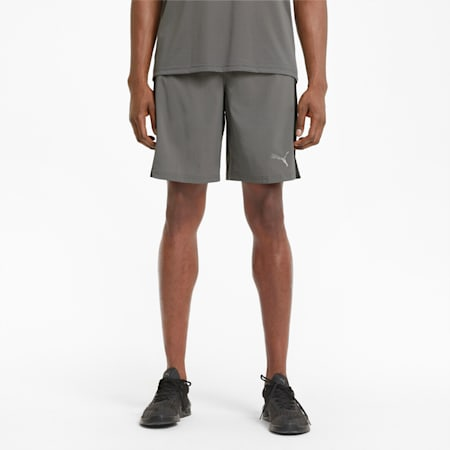 Shorts de entrenamiento Favourite Session de 23 cm para hombre, CASTLEROCK, small