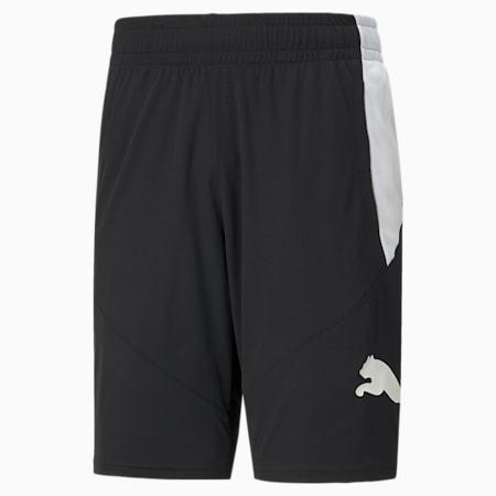"Favourite Cat 9"" Men's Training Shorts, Puma Black-Puma White, small"