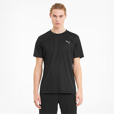T-shirt da allenamento Favourite Blaster uomo, Puma Black, small