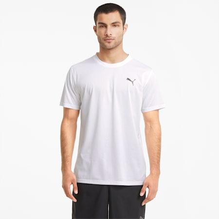 Favourite Blaster sportshirt heren, Puma White, small