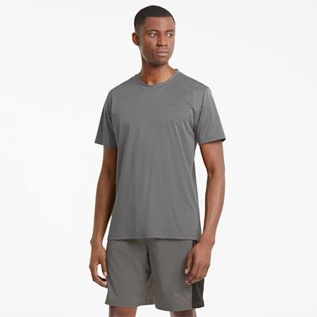 T-shirt da allenamento Favourite Blaster uomo, CASTLEROCK, small