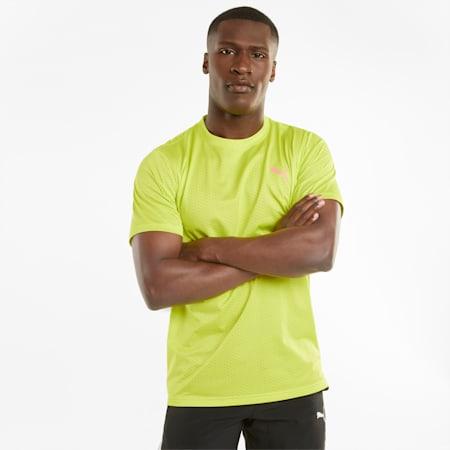 T-shirt da allenamento Favourite Blaster uomo, Nrgy Yellow, small