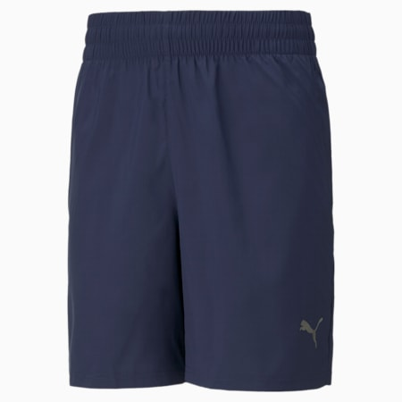 """Favourite Blaster 7"""" Men's Training Performance Shorts, Peacoat, small-IND"""