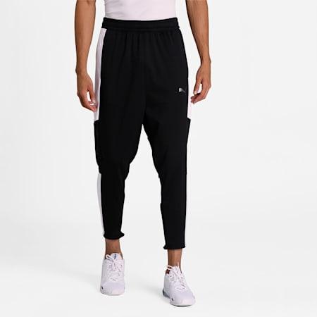 Favourite Blaster Men's Training Slim Pants, Puma Black, small-IND