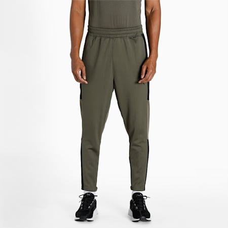 Favourite Blaster Men's Training Slim Pants, Grape Leaf, small-IND