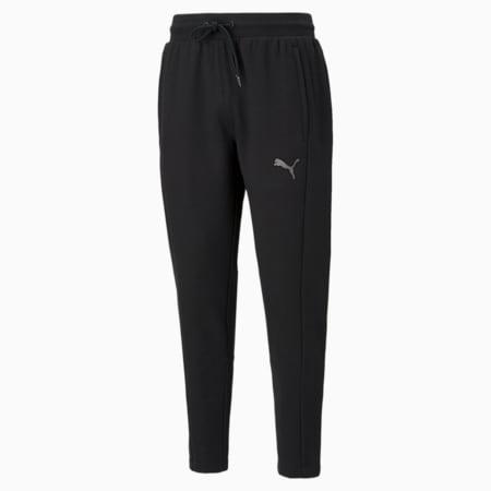 Favourite Tapered Men's Training Slim Pants, Puma Black, small-IND