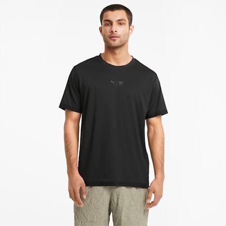 T-shirt da allenamento a maniche corte PUMA x FIRST MILE uomo, Puma Black, small