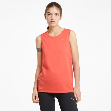 Favourite Women's Running Tank Top, Georgia Peach, small