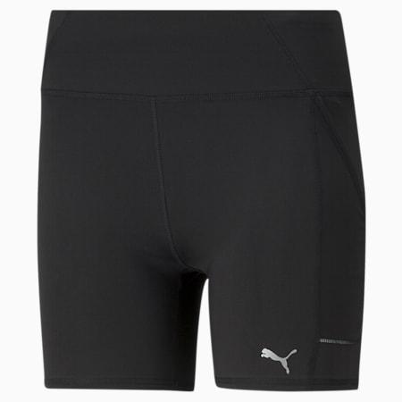 Favourite Women's  Short Running  Slim Shorts, Puma Black, small-IND