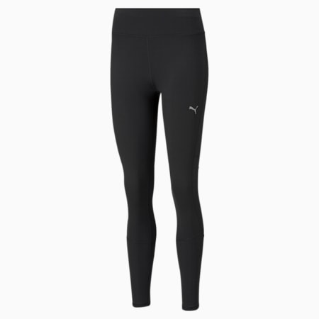 Favourite Women's Running Leggings, Puma Black, small