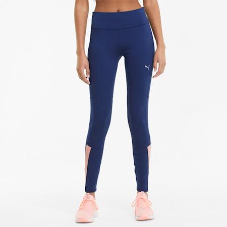 Favourite Women's Running Leggings, Elektro Blue, small-GBR