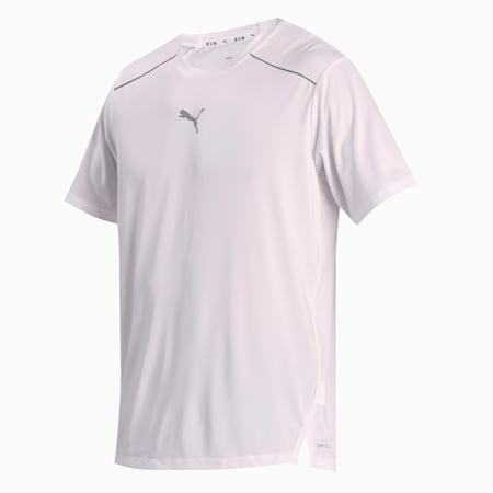 COOLadapt Short Sleeve Men's Running  T-shirt, Puma White, small-IND