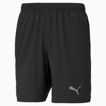 """Shorts da running Favourite Woven 7"""" Session uomo, Puma Black, small"""
