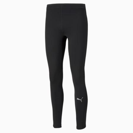 Favourite Long Men's Running Tights, Puma Black, small