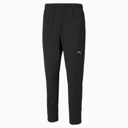 Favourite Tapered Men's Running Pants, Puma Black, small-SEA