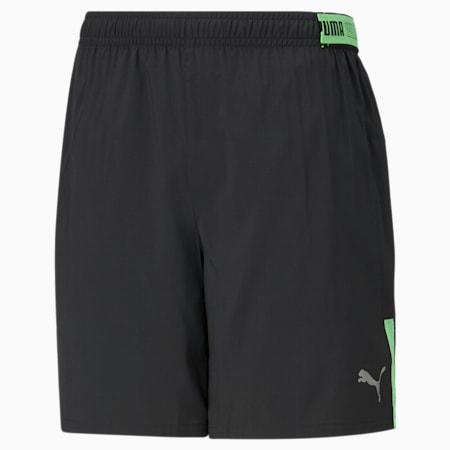 "Woven 7"" Men's Running Shorts, Puma Black, small"