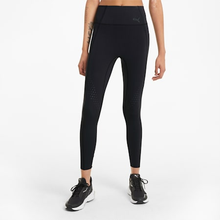 Forever Luxe ellaVATE Women's Training Leggings, Puma Black, small-GBR