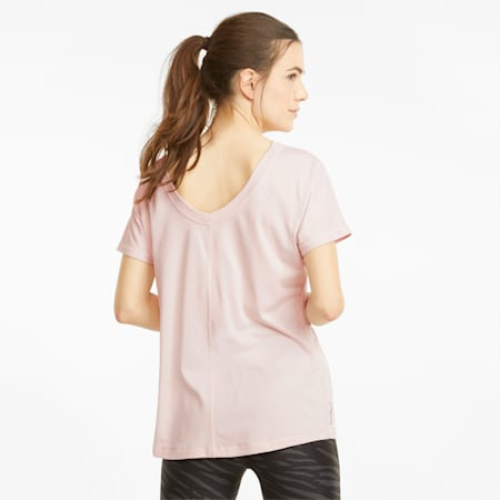 Camiseta de entrenamiento Favourite Cat Jersey para mujer, Lotus, small
