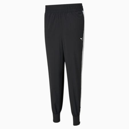Favourite Woven Women's Training Pants, Puma Black, small-IND