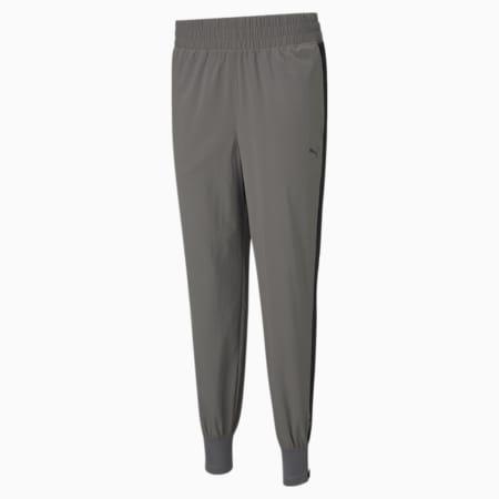 Favourite Woven Women's Training Pants, CASTLEROCK, small-IND