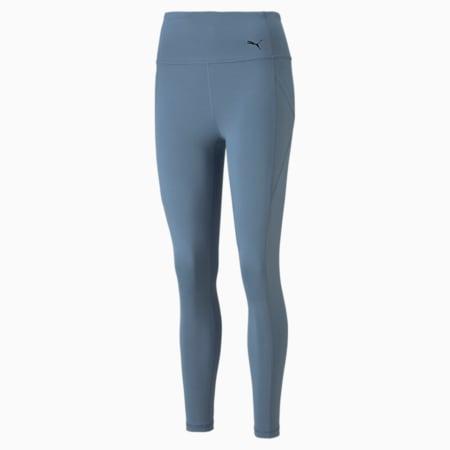 Favourite FOREVER High Waist 7/8 Women's Training Leggings, China Blue, small-GBR