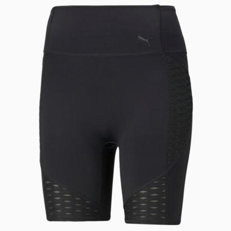 "Flawless 7"" Women's Training Slim Shorts, Puma Black, small-IND"