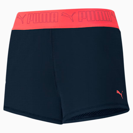 "Elastic 3"" Women's Training Shorts, Spellbound, small-GBR"