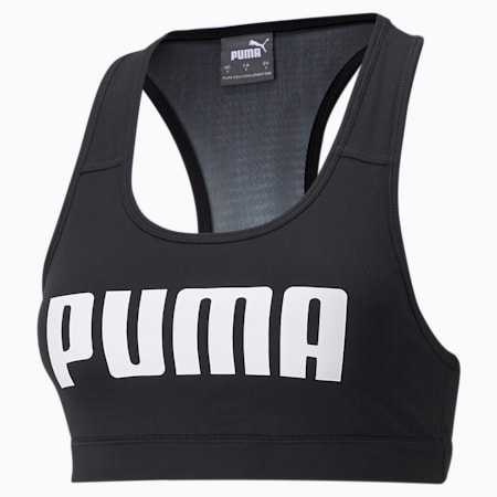 Mid Impact 4Keeps sportbeha, Puma Black, small