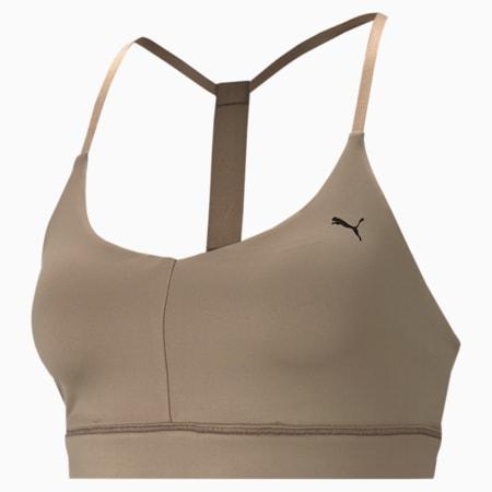 Low Impact Strappy Women's Training Bra, Amphora, small-GBR