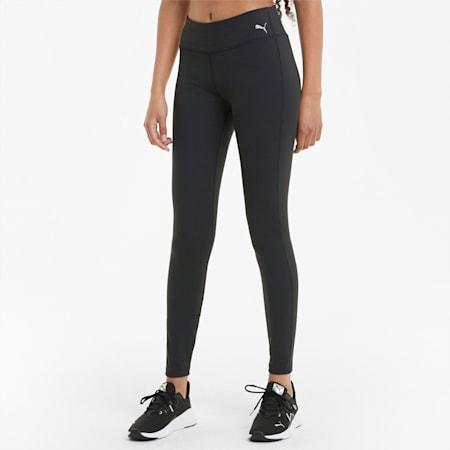 Performance Full-Length Women's Training Leggings, Puma Black, small-GBR