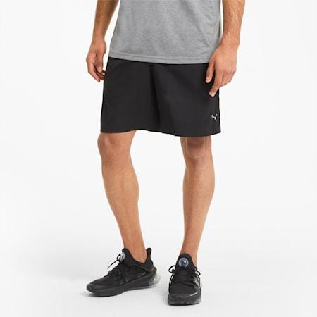 "Performance Woven 7"" Men's Training Shorts, Puma Black, small-IND"