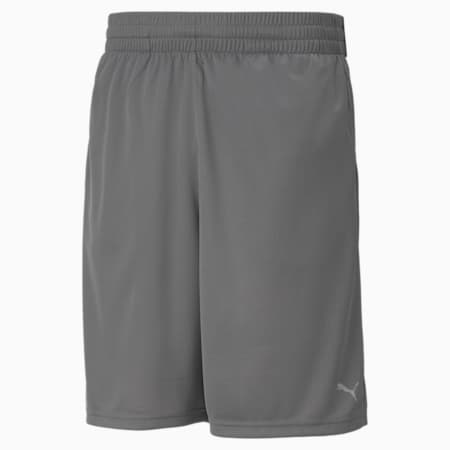 """Performance Knitted 10"""" Men's Training Shorts, CASTLEROCK, small-IND"""