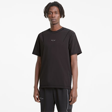 Future Lab Men's Training Tee, Puma Black, small