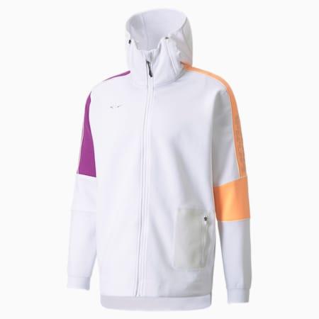Future Lab Men's Training Jacket, Puma White, small-GBR