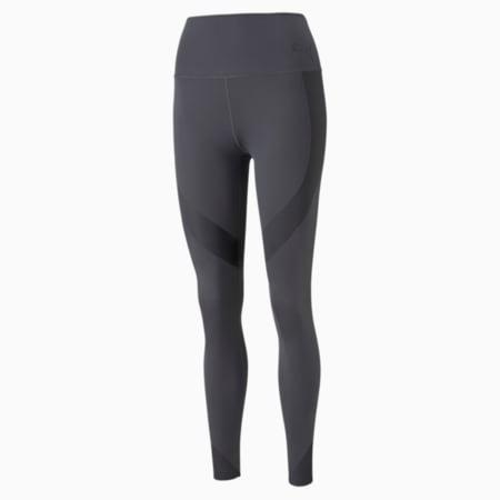 Forever Luxe Women's Ultra High Waist Training Leggings, Ebony-Puma Black-Print, small
