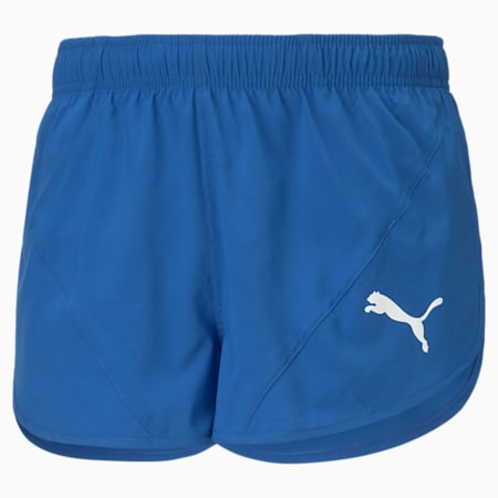Cross The Line Split Men's Track and Field Shorts, Team Power Blue, small-IND