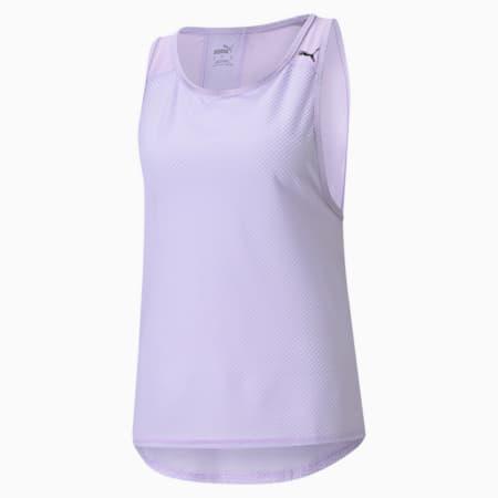 トレーニング メッシュ タンクトップ ウィメンズ, Light Lavender, small-JPN