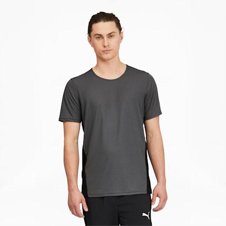 T-shirt d'entraînement préféré, homme, CASTLEROCK-noir Puma, petit