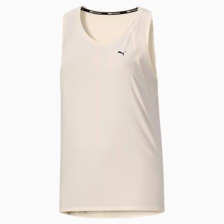 Camiseta de entrenamiento sin mangas Favoritepara mujer, Eggnog, pequeño