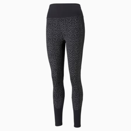 Leggings para correr de cintura alta de largo completo para mujer, Puma Black, pequeño