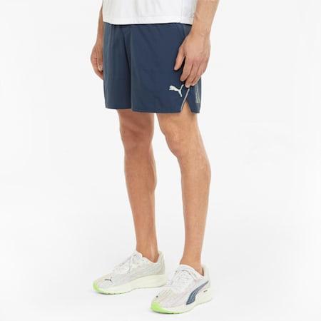 "RUN 7"" Woven Men's Running Shorts, Spellbound, small-IND"