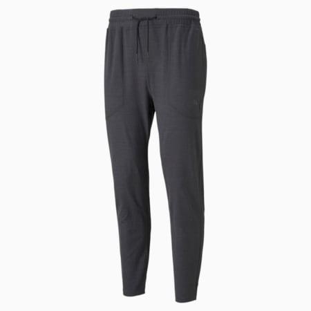 Pantalon d'entraînement CLOUDSPUN, homme, noir PUMA chiné, petit