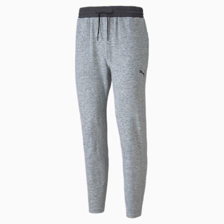 CLOUDSPUN Men's Training Pants, Medium Gray Heather, small