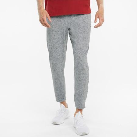 Męskie spodnie treningowe CLOUDSPUN, Medium Gray Heather, small