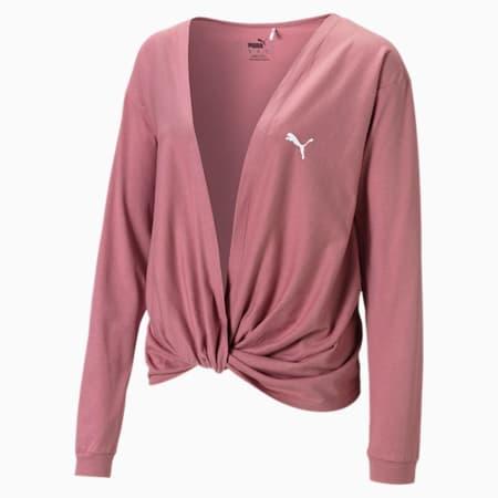 Trainingssweater voor dames, Mesa Rose, small