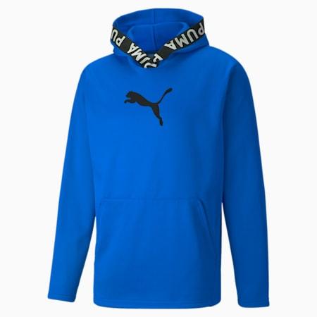 Sudadera con capucha de entrenamiento PWRFLEECE para hombre, Future Blue, pequeño
