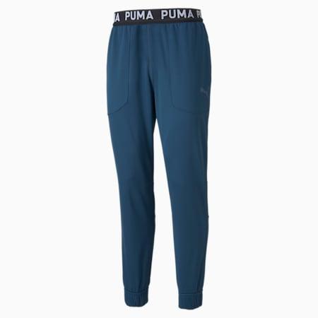 Pantalón de entrenamiento PWRFLEECE para hombre, Intense Blue, pequeño